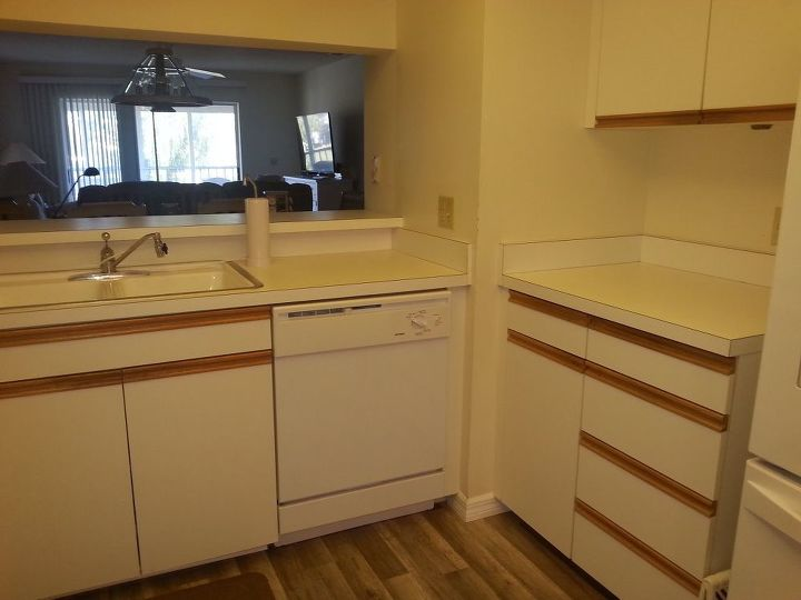 Redo of 70 39 s kitchen with oak strip cabinets under 200 for 70s style kitchen cabinets