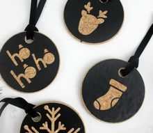 cork christmas ornaments, christmas decorations, seasonal holiday decor