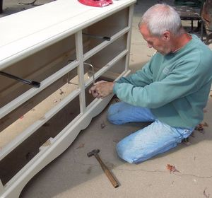 s 12 shocking things you can do with your old dresser, painted furniture