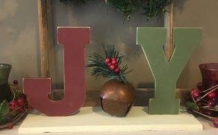 how to add a little joy to your home for the holiday, home decor, how to