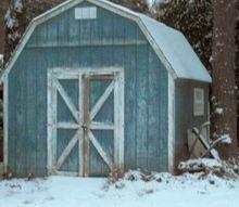 winter blue inspiration