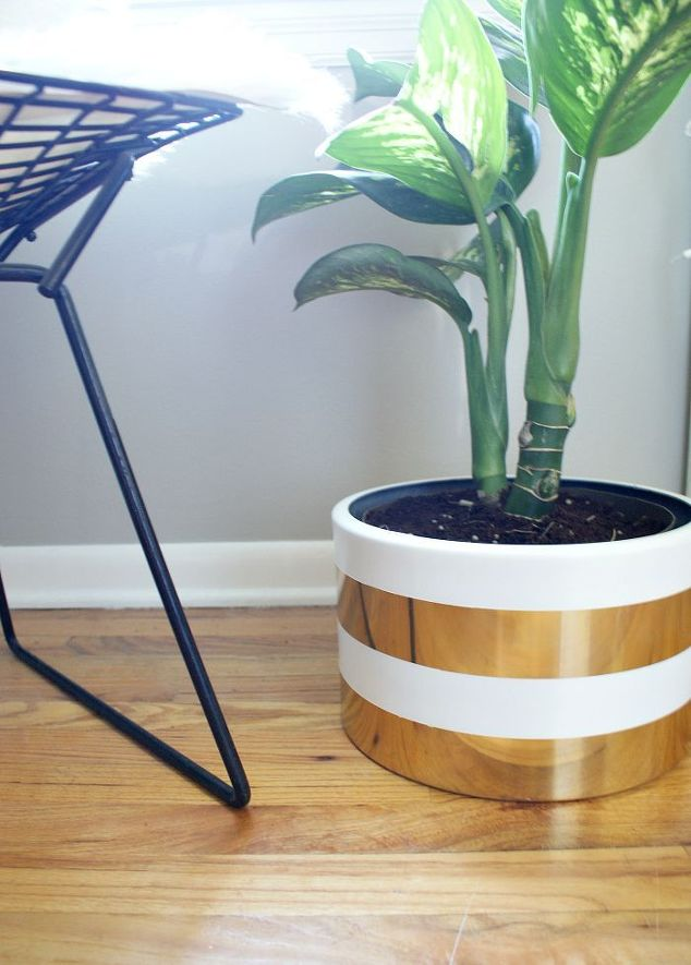 Transform Your Cheap Planters With These 15