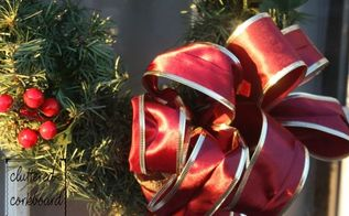 diy a poufy decorator style bow