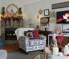 no place like home holiday tour, home decor