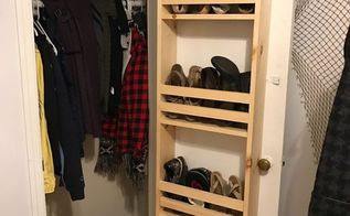 closet door built in storage, closet, doors, storage ideas