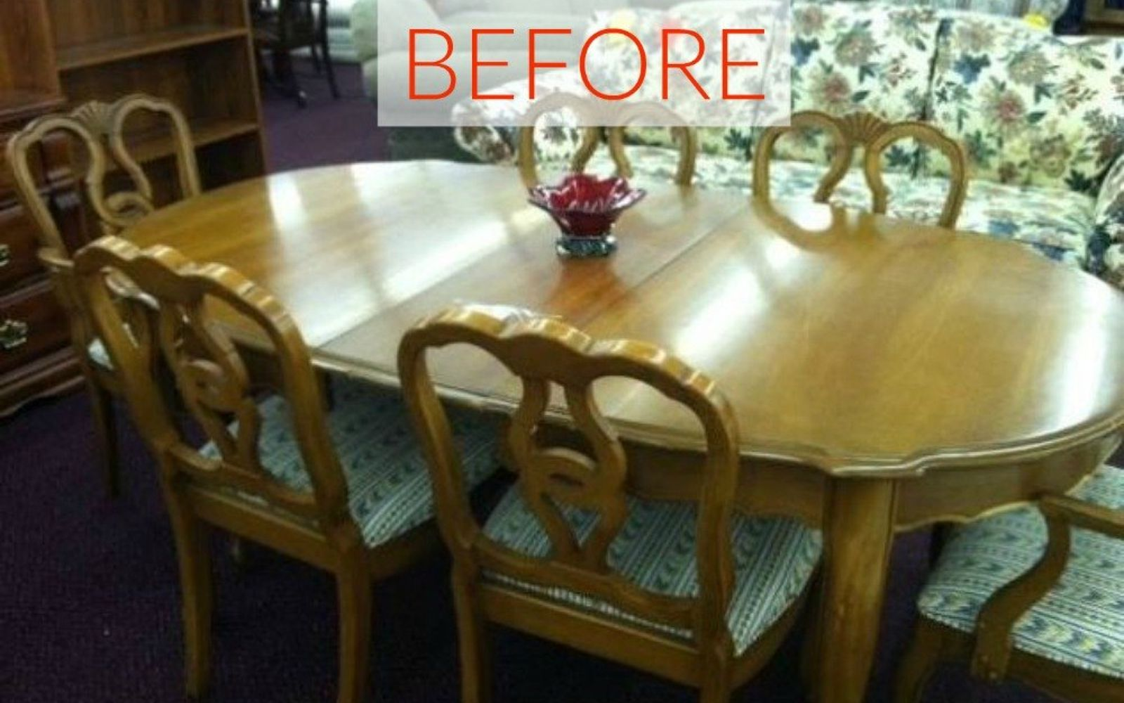 9 Dining Room Table Makeovers We Can T Stop Looking At