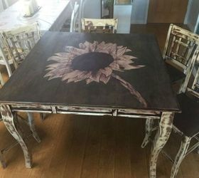 dining room table makeovers before and after www custom web design rh custom web design co uk Dining Room Furniture Makeovers Before and After Dining Room Tables