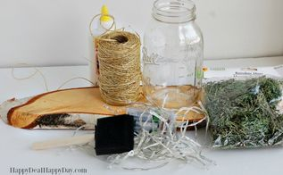 how to make mason jar wall sconces, how to, mason jars