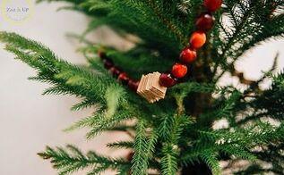 cranberry christmas garland