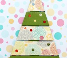 pallet christmas tree decor, home decor, pallet