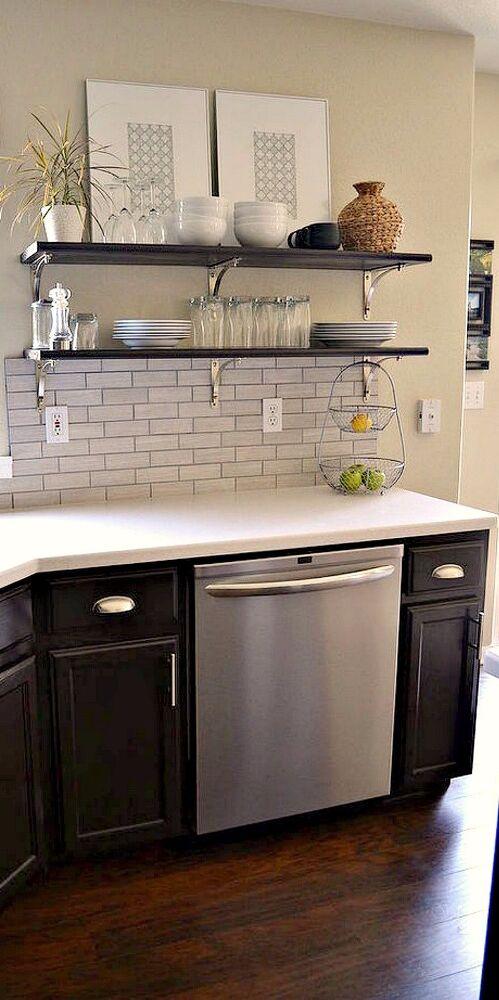 open shelving - Home Decor Trends
