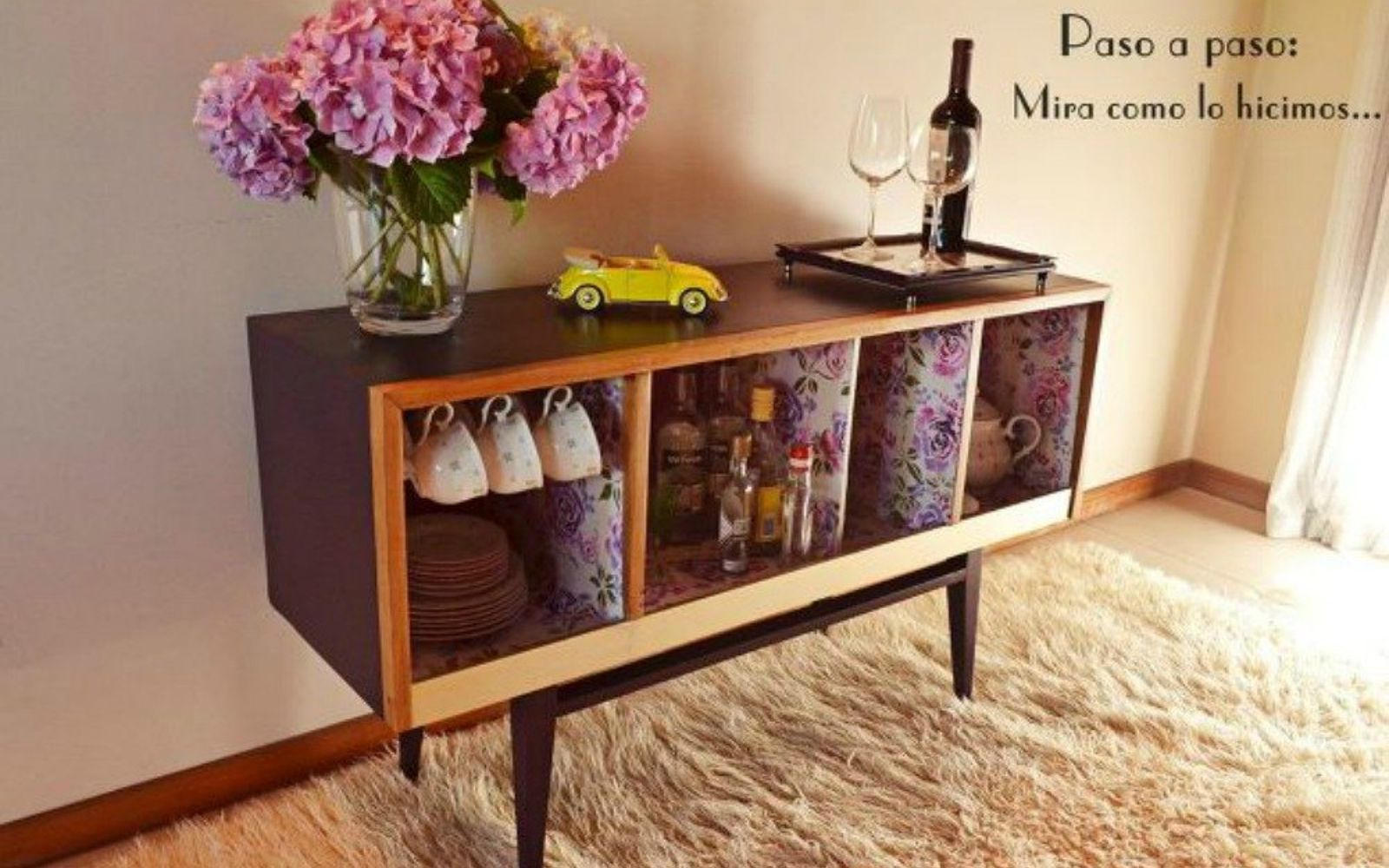 s the hottest home decor trends of 2017, home decor, Repurposing Furniture