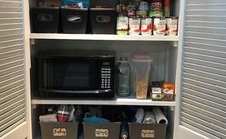 pantry organization, closet, organizing