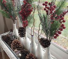 christmas wine bottle craft, crafts