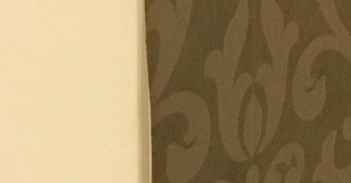 how do i fix wallpaper that 39 s peeling off hometalk. Black Bedroom Furniture Sets. Home Design Ideas