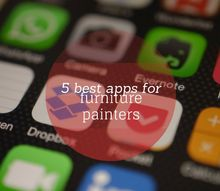 5 best apps for furniture painters, painted furniture, painting