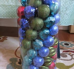 s raise your home s curb appeal with these 15 ornament wreaths, christmas decorations, crafts, curb appeal, home decor, seasonal holiday decor, wreaths