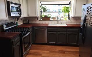 complete kitchen remodel for 4500, home improvement, kitchen design