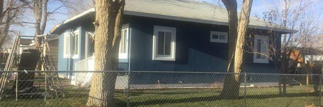 q exterior door color , doors