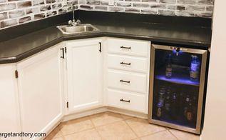 tips tricks for installing cabinet hardware, kitchen cabinets, kitchen design