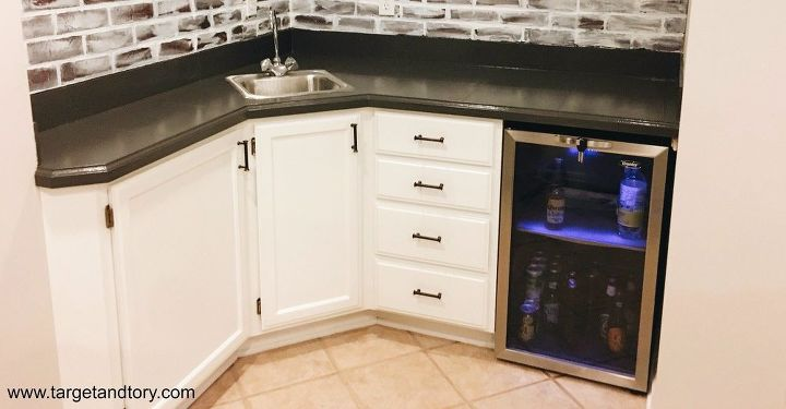 Tips tricks for installing cabinet hardware hometalk for Attaching kitchen cabinets