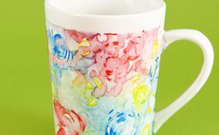 diy tie dye sharpie mugs