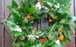 from the garden wreath, crafts, wreaths