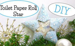 wood resin and glitter christmas ornaments diy project craft klat, christmas decorations, crafts, seasonal holiday decor