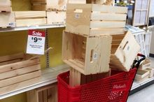 s 30 reasons we can t stop buying michaels storage crates, storage ideas