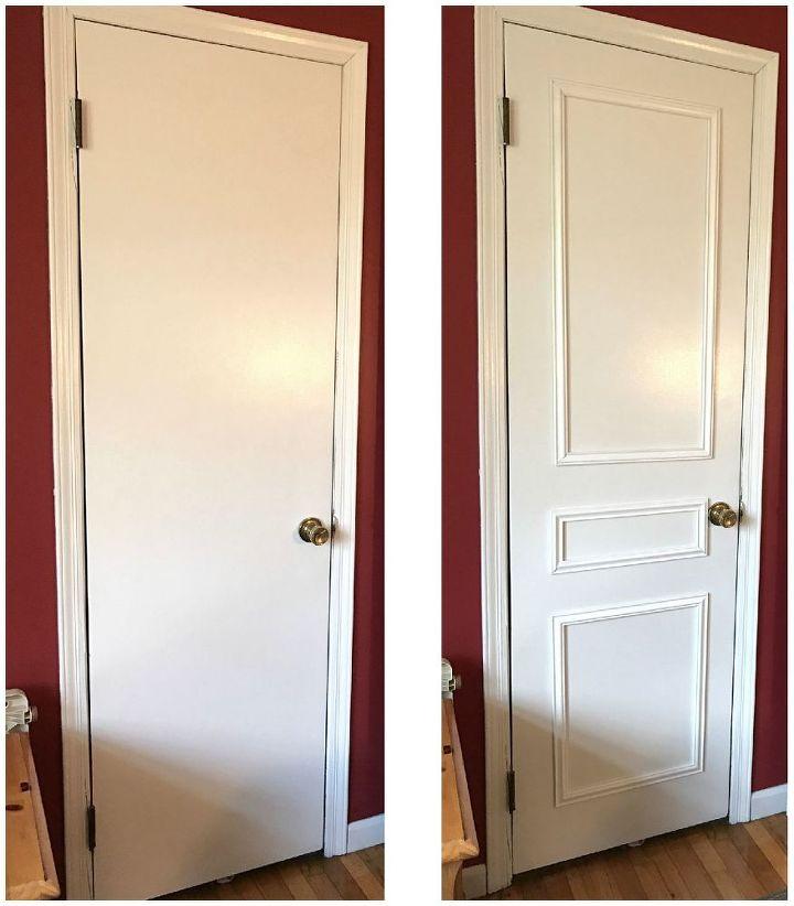 Removable door paneling hometalk for Removable screen door