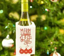 diy christmas decorations gift tags, christmas decorations