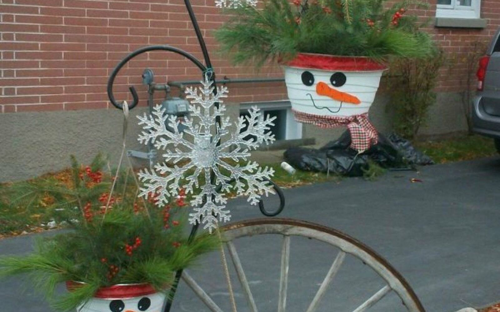 14 winter planter ideas for when you u0026 39 re missing your garden