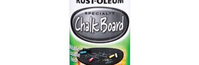 q awesome way to create a chalkboard, chalkboard paint, crafts
