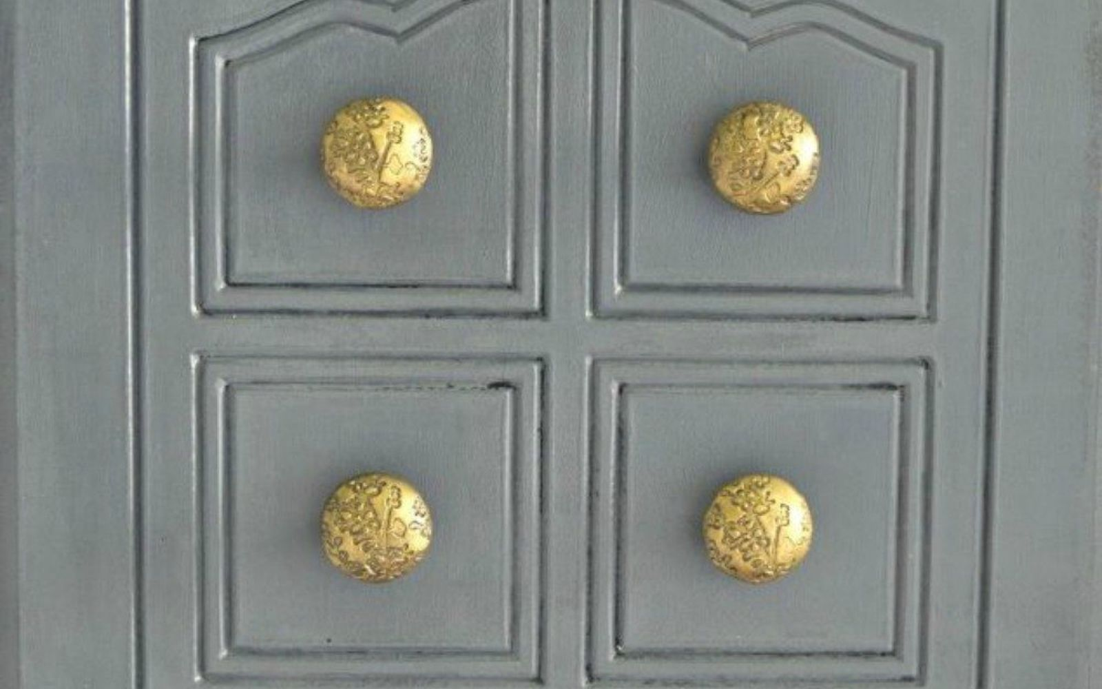 s upgrade your boring cabinets with these 11 knob ideas, kitchen cabinets, kitchen design, Mold them into works of art with clay