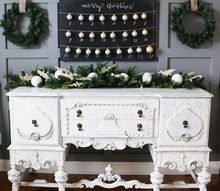 q holiday home tour come see a pretty christmas home on hometalk live, home decor