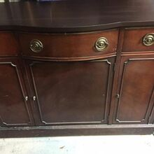 refresh restyle buffet using iron orchid moulds, flowers