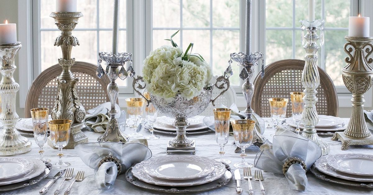 How To Set A Table For A Special New Year 39 S Day Brunch