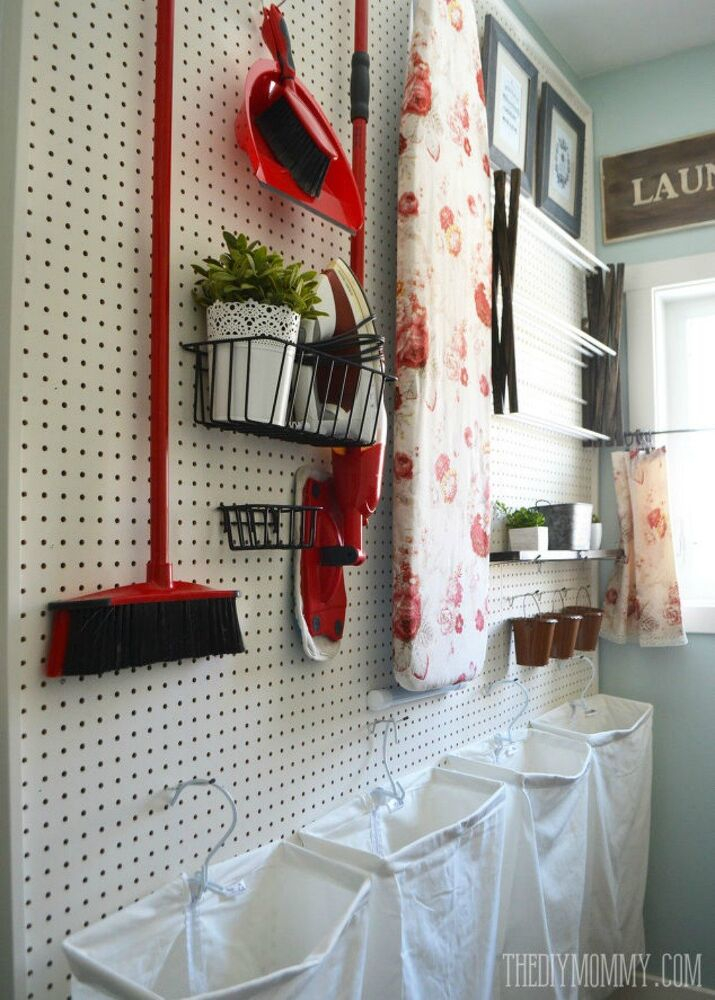 Hate your dreary laundry room try these 13 cute ideas for How to add a laundry room to your house