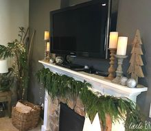 nature inspired winter christmas holiday tour the family room