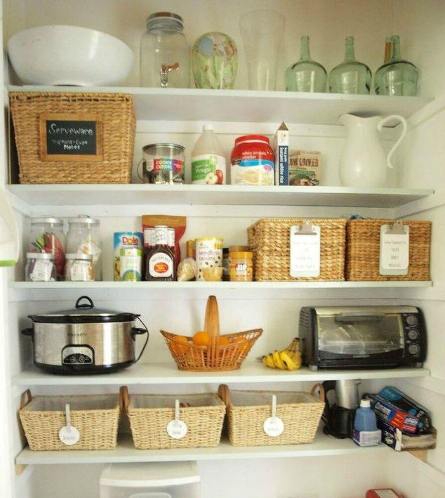 Kitchen Organization Where To Put Everything: Stop Everything: These Pantry Organization Ideas Cost Less