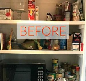 s stop everything these pantry organization ideas cost less than 20, closet, organizing