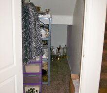 the builder basic secret my dish closet, closet
