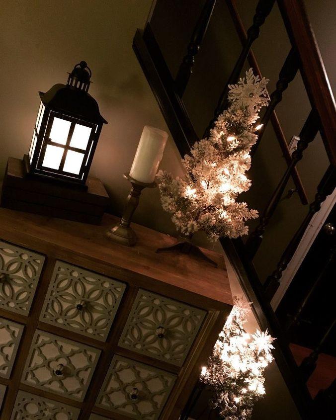Winter Christmas Living Room Decor Hometalk