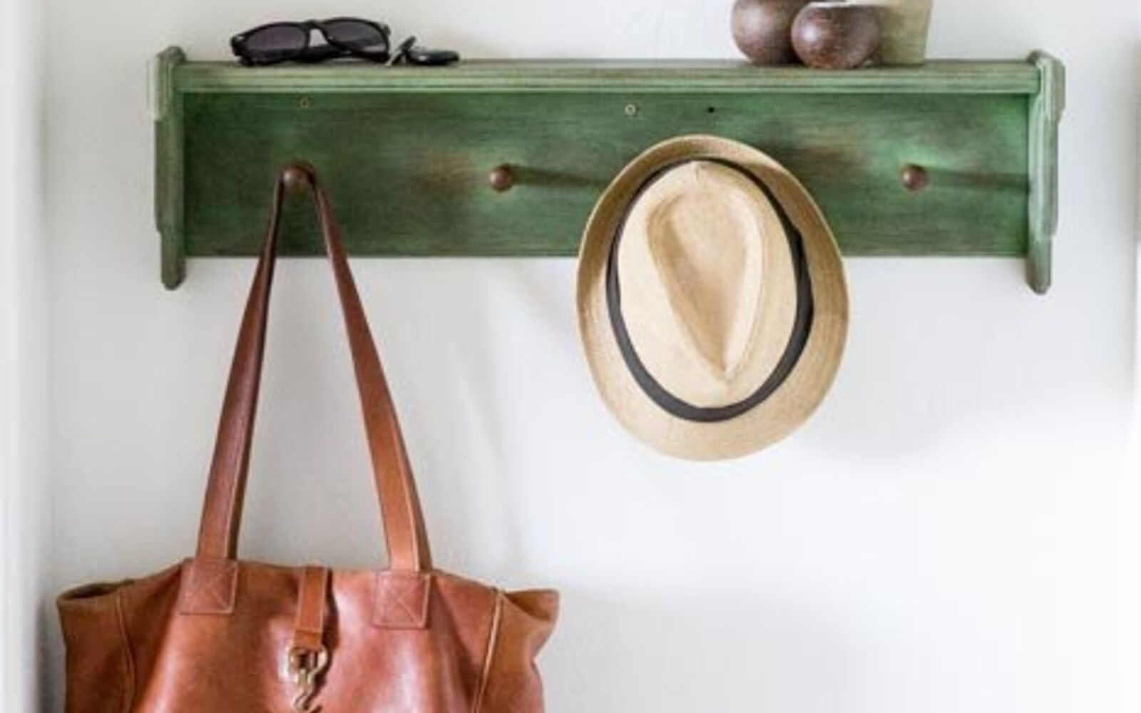 s be the best hostess on the block with these 16 home hacks, home decor, Make sure to have extra coat and bag storage