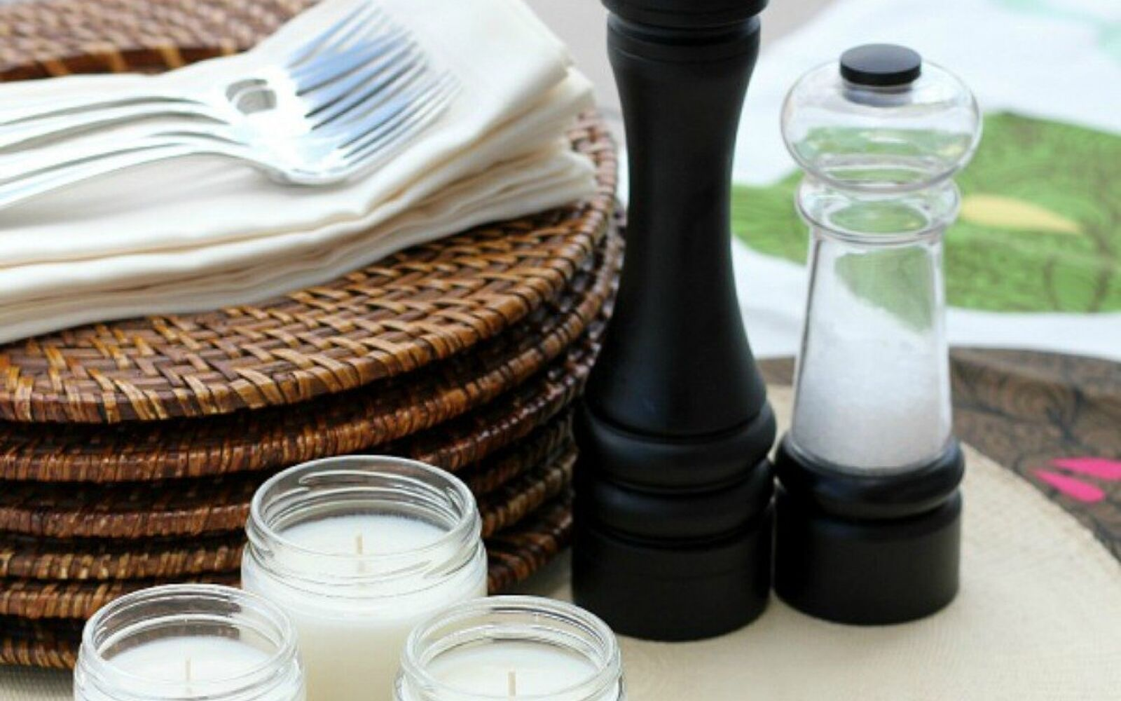 s be the best hostess on the block with these 16 home hacks, home decor, Make your own citronella candles