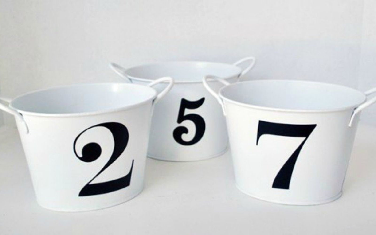 s you need to try these dollar store bucket ideas, Make them a fancy place for your bits bobs