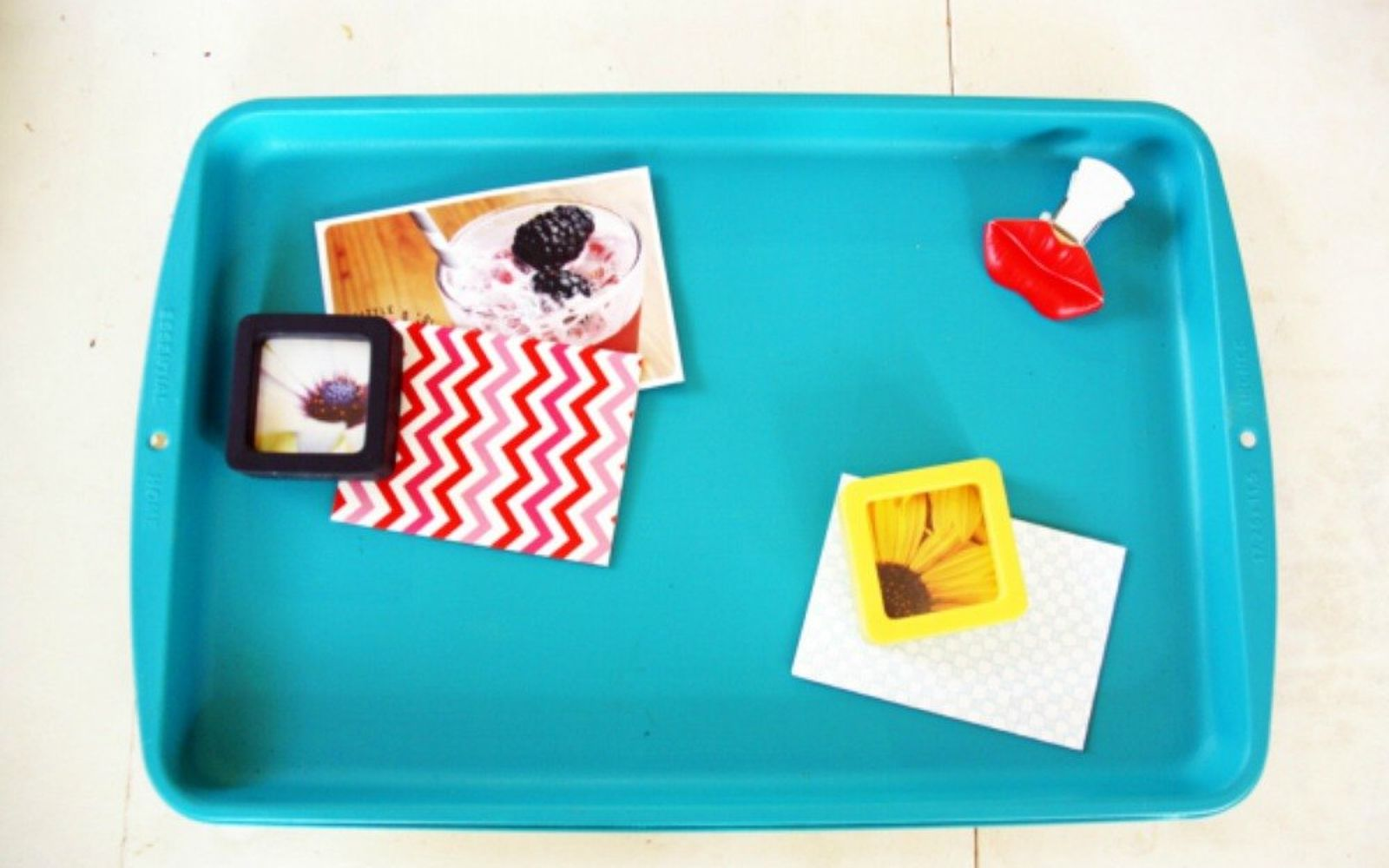 s hold onto your magnets for these 16 ingenious ideas, Alter them into a memory board