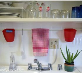 Clever Ways To Add More Kitchen Storage Space With Open Shelves Part 68