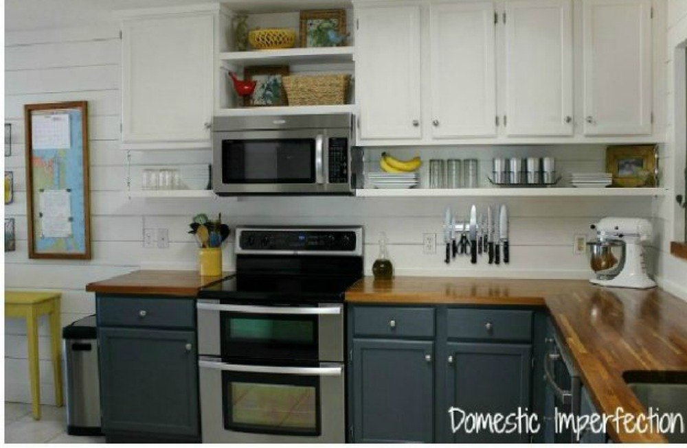 15 clever ways to add more kitchen storage space with open Kitchen storage cabinets for small spaces