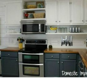 Add A Layer Underneath Cabinets